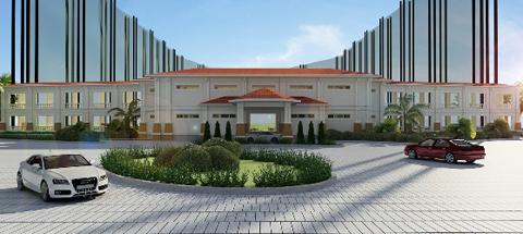 Công ty cổ phần đầu tư Long Biên vừa đưa vào hoạt động Trung tâm hội nghị tiệc cưới Him Lam Palace nằm trong khuôn viên sân golf và dịch vụ Long Biên (quận Long Biên, thành phố Hà Nội).
