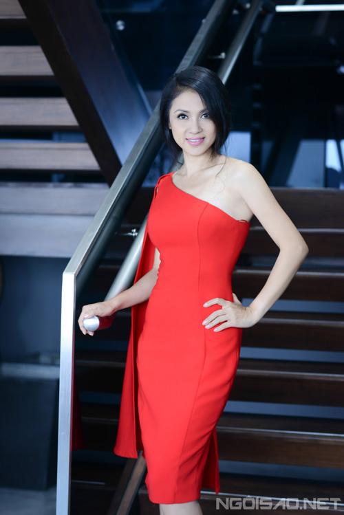 Thời gian này, Việt Trinh đang trong giai đoạn thực hiện phần 3 của bộ phim 'Trở về'. Chị hy vọng, phần này vẫn tiếp tục thành công và nhận được sự quan tâm của khán giả như hai phần trước đó.