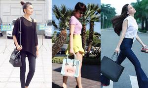 4 mỹ nhân Việt có street-style đáng ngưỡng mộ