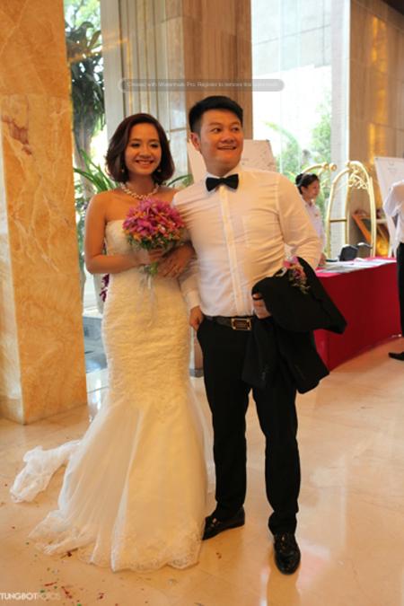 Văn quyến, đám cưới, kết hôn, thanh hằng, cô dâu xinh đẹp, hạnh phúc, vinh, Bentley, huy hoàng