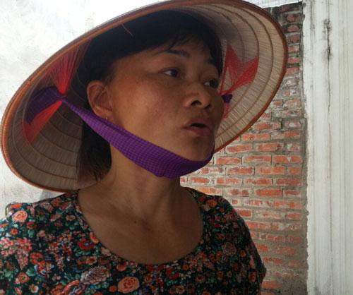 Chị Nguyễn Thị Phương: