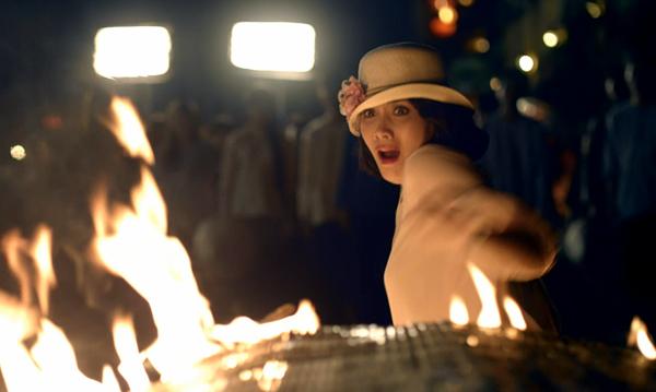 Trang Nhung bị chết cháy giữa sự dửng dưng của nhiều người