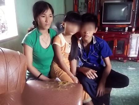 Người mẹ cho biết, khi nào sức khỏe bình phục chị sẽ đón Nhật về sống chung với mẹ.