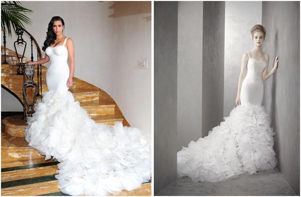 Các hiệu váy cưới nổi tiếng thế giới