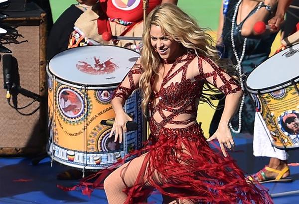 Shakira bị nghi đang mang thai em bé thứ hai