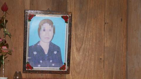 Bà Minh mất tích bí ẩn trước ngày gặp nạn.