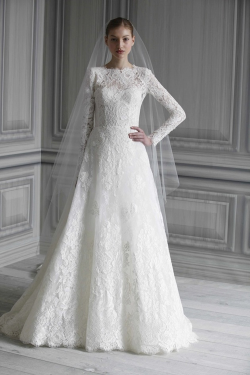 long-sleeve-lace-wedding-dress-Bridal-Mu