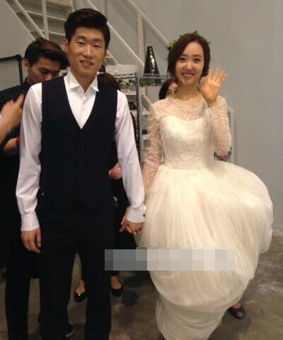 Dàn sao trong đám cưới cựu ngôi sao M.U Park Ji Sung    pa1a 2371 1406511220