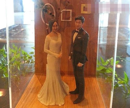 Dàn sao trong đám cưới cựu ngôi sao M.U Park Ji Sung    pa21 9012 1406512765