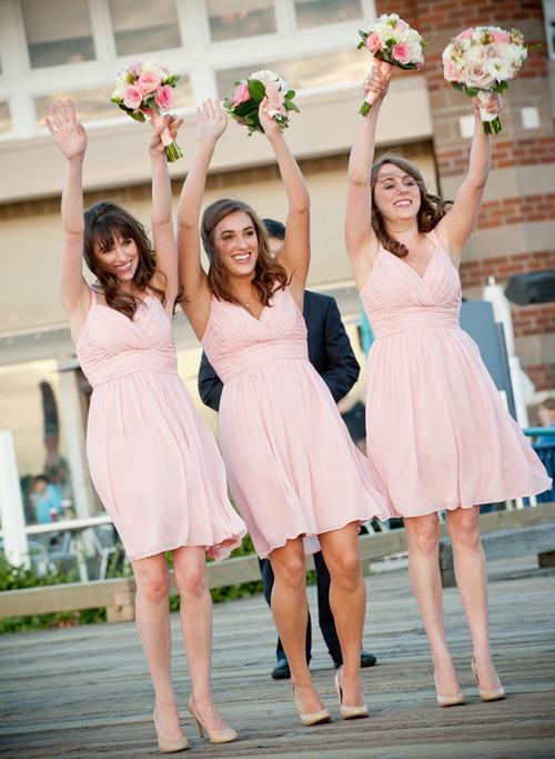 5 xu hướng nổi bật của váy phù dâu