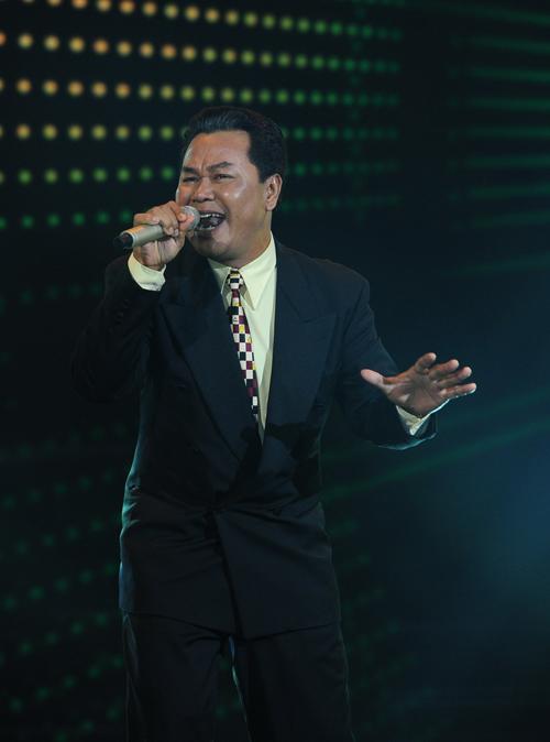 """Thạch Phong cũng để lại ấn tượng với người xem về giọng hát nội lực qua """"Mustang Sally"""