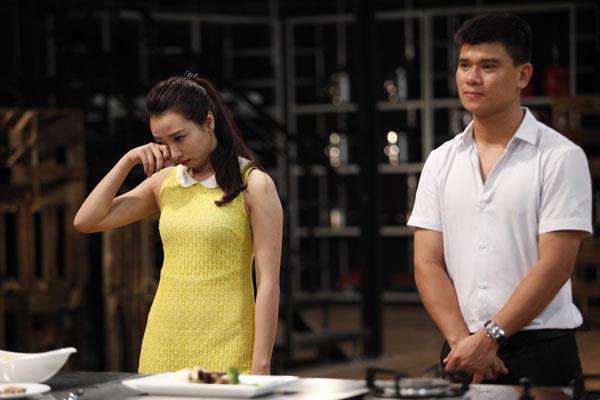 Quyết định dừng cuộc chơi của thí sinh Lê Anh xuất phát từ sự kỳ vọng của gia đình dành cho cô trong việc học tập và cô không muốn làm bố mẹ phải buồn.