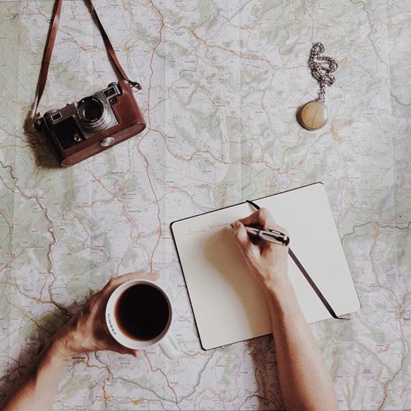 Bạn luôn mơ tưởng về những chuyến đi, bất kể lúc nào, về bất cứ nơi đâu.