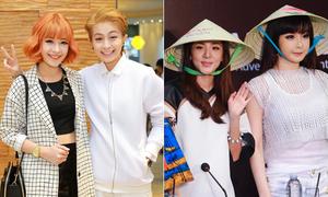 Chi Pu, Gil Lê hội ngộ nhóm nhạc Hàn 2NE1