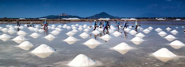 Hòn Khói là một địa danh nổi tiếng ở Ninh Hòa, Khánh Hòa. Nằm cách thành phố Nha Trang khoảng hơn một giờ đi xe máy theo hướng Bắc, Hòn Khói với bãi biển Dốc Lết tuyệt đẹp là địa điểm du lịch lý tưởng của du khách khi đến Khánh Hòa. Không chỉ có vậy, ở đây còn nổi tiếng với những cánh đồng muối trắng tinh mặn nồng vị biển.