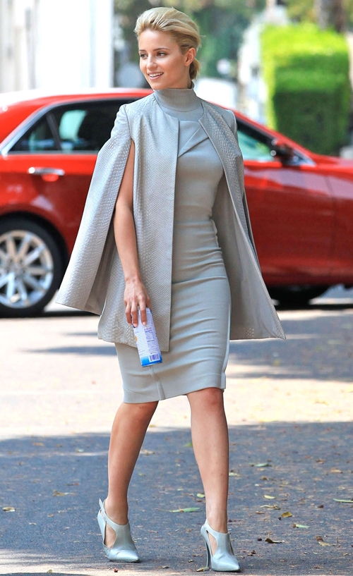 Dianna-Agron-in-Grey-Dress-On-7018-8741-