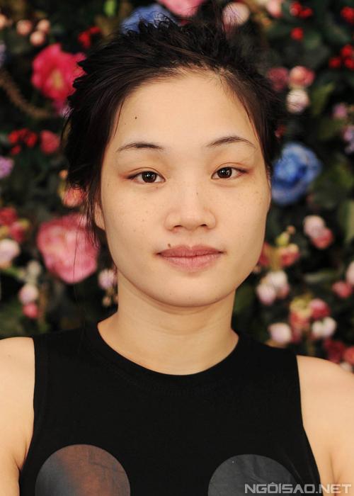 Make-up khắc phục mắt xếch cho cô dâu