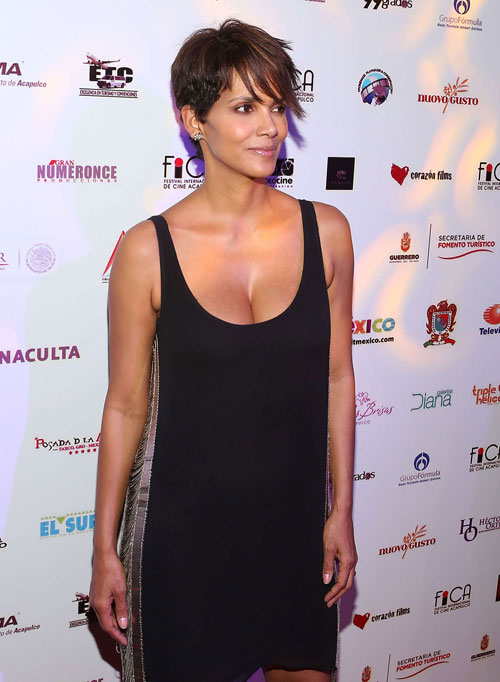 Halle Berry at 9th Annual Acapulco Film Festival in Mexico