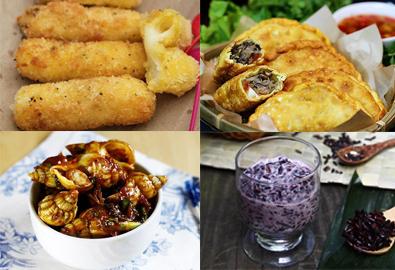 Tự làm 8 món ăn vặt quen thuộc