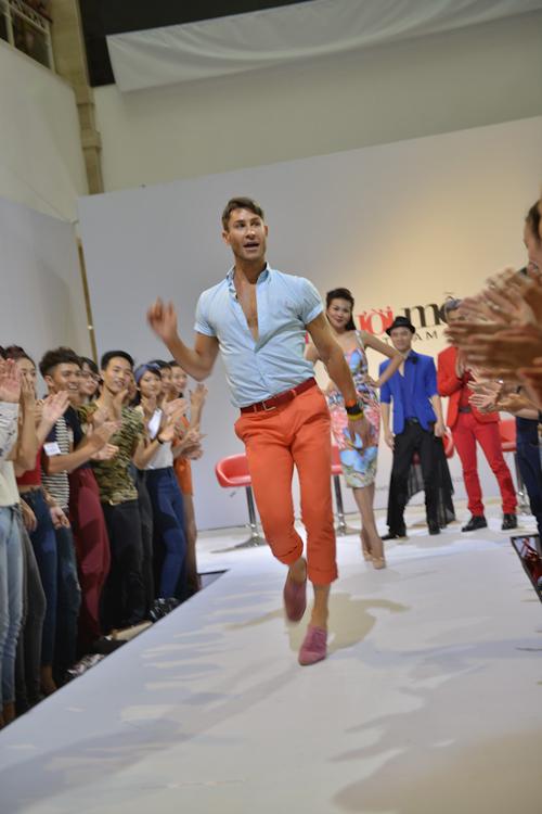Từng đảm nhiệm vai trò giám khảo Asia Next Top Model và hướng dẫn catwalk tại chương trình Australias Next Top Model, Adam Williams không chỉ nổi tiếng tại Úc mà còn được biết đến ở Châu Á như một chuyên gia trong lĩnh vực vũ đạo và đào tạo catwalk.