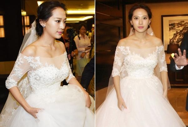 Cô dâu Hoa ngữ trang điểm đẹp ngày cưới