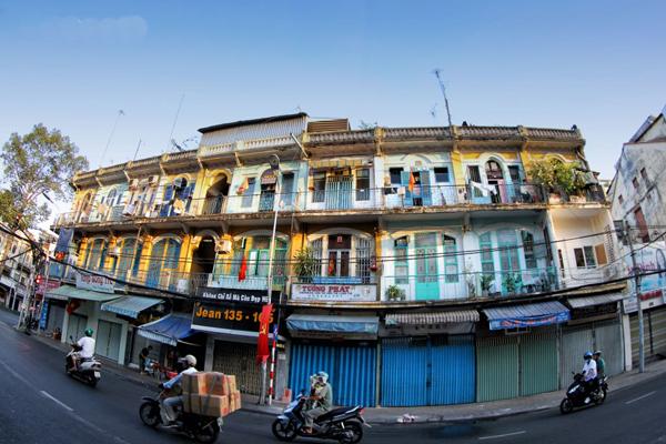 Có một China town thú vị ở Sài Gòn