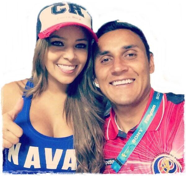 Sau kỳ World Cup thành công cùng tuyển Costa Rica, thủ thành Keylor Navas được Real để mắt đến