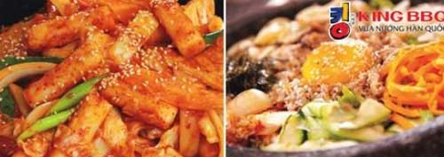 Thưởng thức bữa trưa phong cách Hàn Quốc