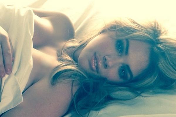 Kate Upton không ngại chụp ảnh khỏa thân