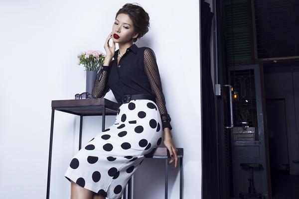Photo:Tiên Nguyễn; Stylist:Tân Đà Lạt; Make-up: Quan Nguyen; Fashion: Nhà thiết kế Kiki Phan