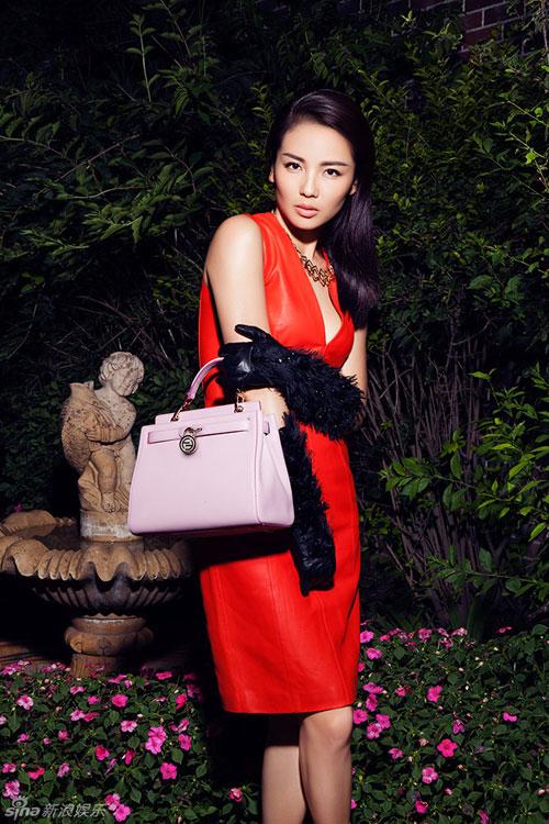 'A Châu' Lưu Đào vẫn đẹp sau 11 năm 'Thiên long bát bộ'