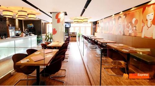 ThaiExpress ưu đãi dịp khai trương nhà hàng thứ 7