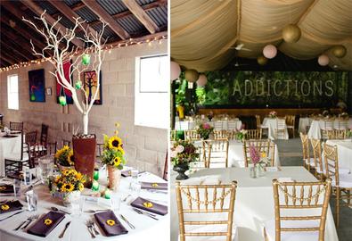 Chọn hoa tươi trang trí đám cưới tiết kiệm