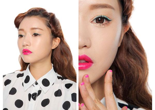 3 cách make-up tươi tắn cho tuổi 20