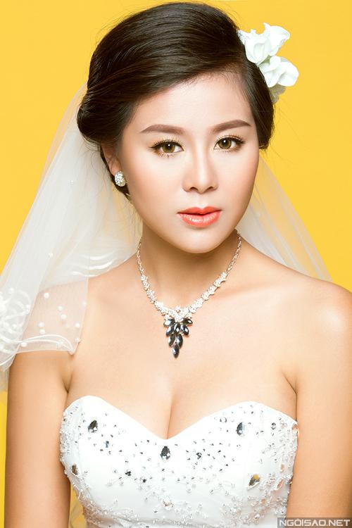 Nam Thư gợi ý 2 kiểu make-up cô dâu