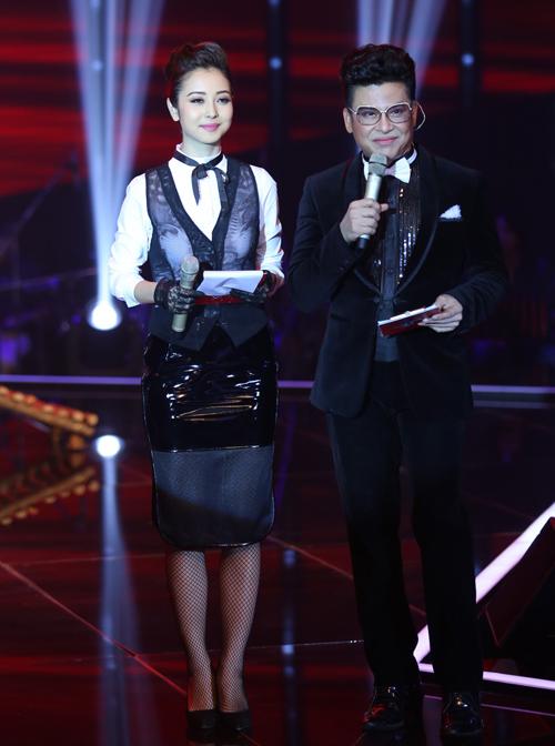 Trực tiếp liveshow 2 Giọng hát Việt nhí