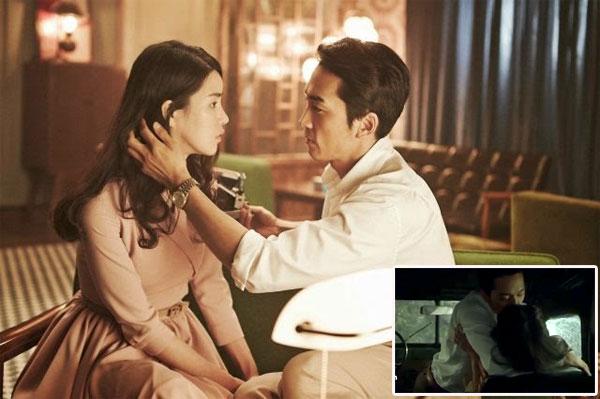 Trải nghiệm cảnh nóng của 'trai ngoan' xứ Hàn