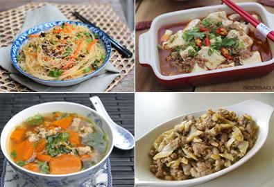 Biến tấu 6 món ăn với thịt băm