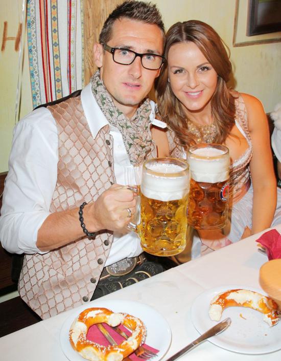 Ở tuổi 36, Miroslav Klose