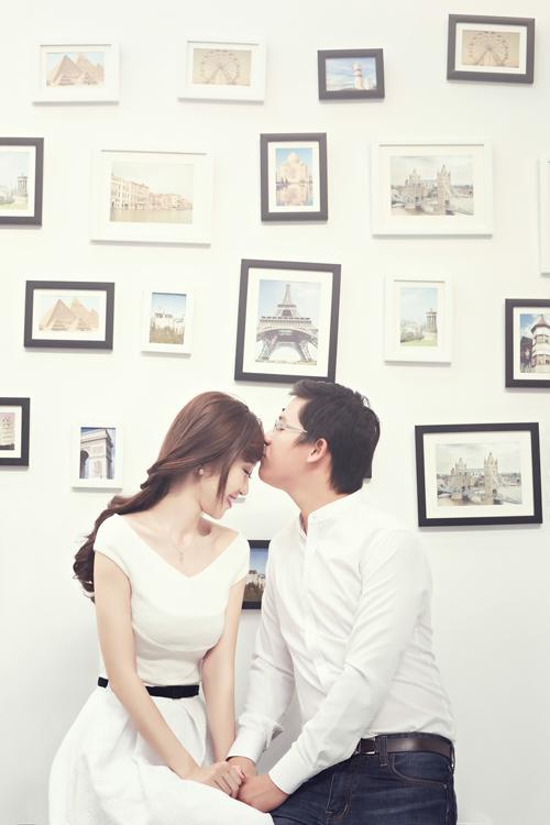 Ảnh cưới đẹp như Hàn Quốc ở phim trường