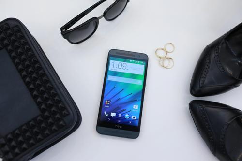 HTC One E8 phong cách và thời trang