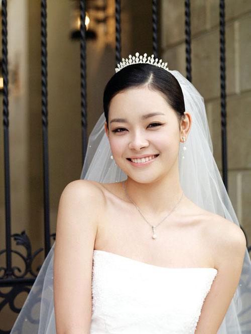 Phong cách trang điểm của cô dâu Hàn Quốc