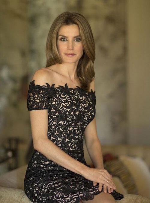 Bí quyết làm đẹp quyến rũ của tân Hoàng hậu Tây Ban Nha