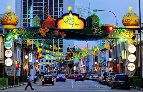 Nhiều lễ hội tại Singapore dịp thu đông