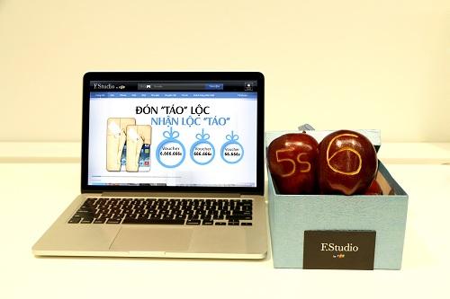 Cơ hội trúng thưởng khi mua sản phẩm Apple