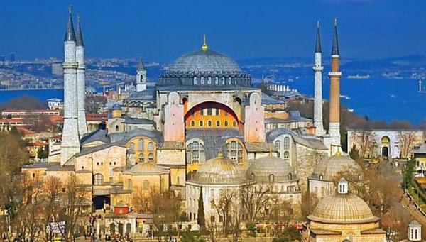 Điểm hút khách ở thành phố liên lục địa Istanbul