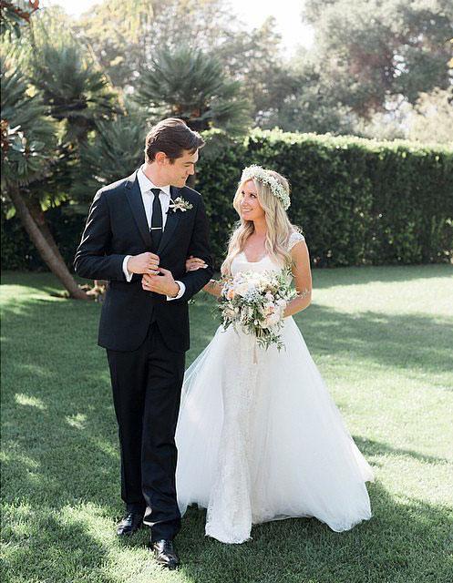 Những đám cưới lãng mạn của sao Hollywood hè 2014
