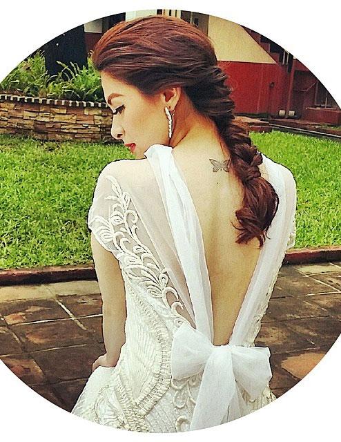 Mỹ nhân đẹp nhất Philippines rộn ràng chuẩn bị cưới