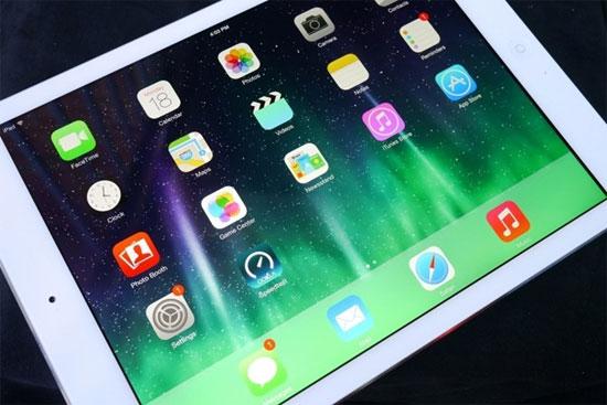 iPad mới ra mắt ngày 21/10