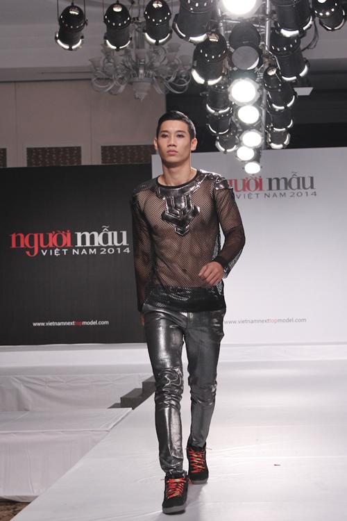 Lê Đăng Khánh cao 1m86.